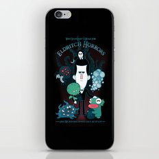 Lovecraft's Home for Eldritch Horrors iPhone & iPod Skin