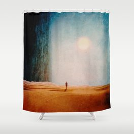 So, Where Were You? Shower Curtain