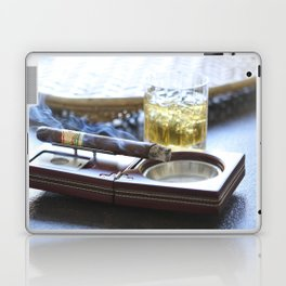 Cigar Time Laptop & iPad Skin