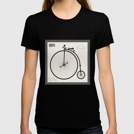 Penny Farthing 1891 T-shirt