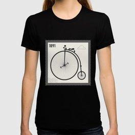 Penny Farthing 1891 T-shirt