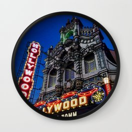 The Hollywood Theater, Portland Wall Clock