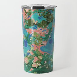 Marble texture 17 Travel Mug