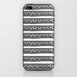 poetaster iPhone Skin