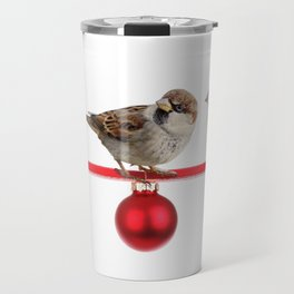 Christmas #society6 #decor #buyart Travel Mug