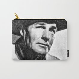Randolph Scott, Actor Carry-All Pouch