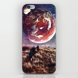 Towards New Worlds iPhone Skin
