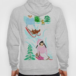 Tomboys' Toboggan Party Hoody