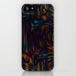 Daily Design 44 - Marrow Caverns iPhone Case