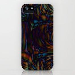 Daily Design 44 - Marrow Caverns iPhone Case