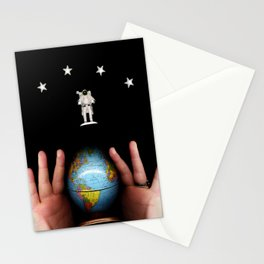All of Earth and Space Stationery Cards