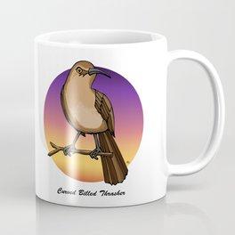 CURVE-BILLED THRASHER Coffee Mug
