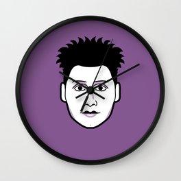 Rebellious Jukebox #12 Wall Clock
