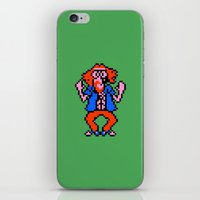 earthbound iPhone & iPod Skins featuring Hippie - Mother/Earthbound Zero by Studio Momo╰༼ ಠ益ಠ ༽