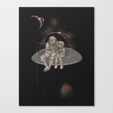 Catch your own star Canvas Print