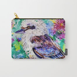 Ruffled Feathers Carry-All Pouch