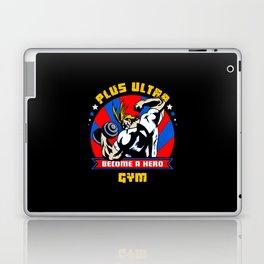 Plus Ultra Gym Laptop & iPad Skin