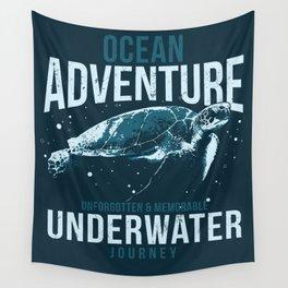 Ocean Adventure Wall Tapestry