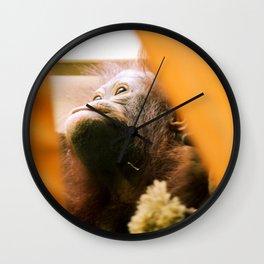 sweet baby Wall Clock