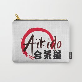 Aïkido v2 Carry-All Pouch