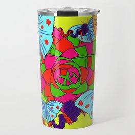 Color pop Travel Mug