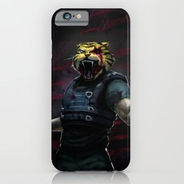 Hotline miami - Tony iPhone Case