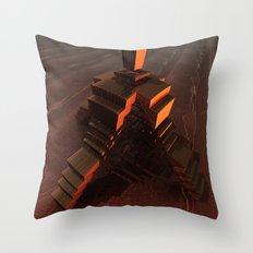 Pong 41 Throw Pillow