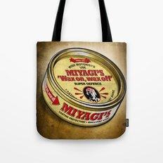 Miyagi's Super Wax Tote Bag