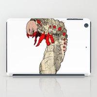 bug iPad Cases featuring bug by Karneeleus