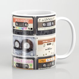 MY SUMMER PLAYLIST Coffee Mug