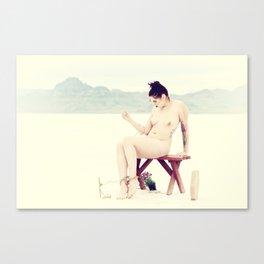 """Bound Desolation"" #2 Canvas Print"