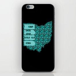 Columbus Ohio iPhone Skin