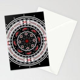Bear Spirit (Black) Stationery Cards