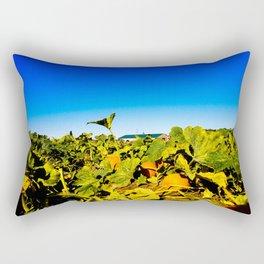 Tangled in the Pumpkin Patch Rectangular Pillow