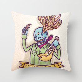 Quijada Throw Pillow
