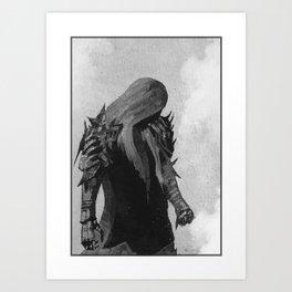 Light Emperor I Art Print