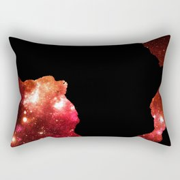 African Galaxy Rectangular Pillow