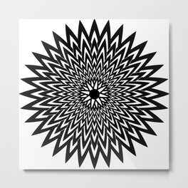 Stella Orientem Metal Print
