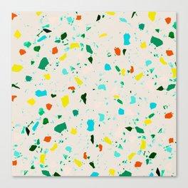 terrazzo Canvas Print