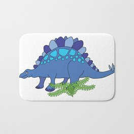 Stegosaurus Bath Mat