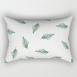 Bedraggled Fern Rectangular Pillow