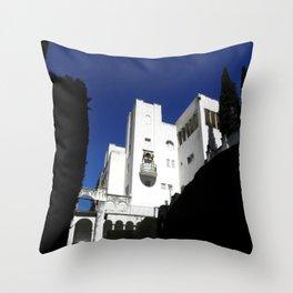Rodriguez-Acosta Throw Pillow