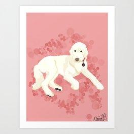 Sweet Canela Art Print