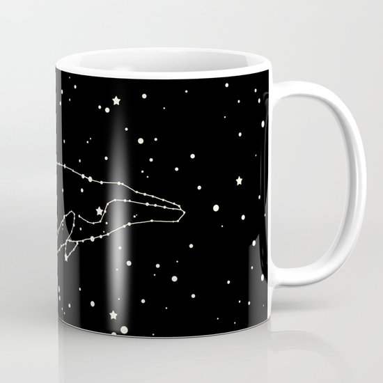 Whale Constellation  Mug