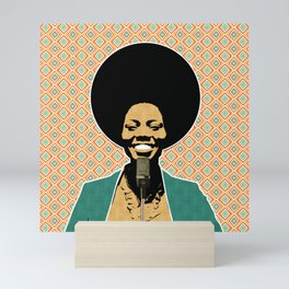 The Soul Diva Mini Art Print