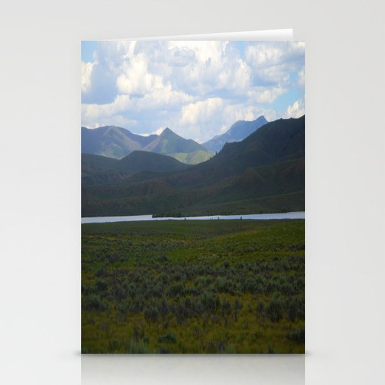 Green Hills Stationery Cards