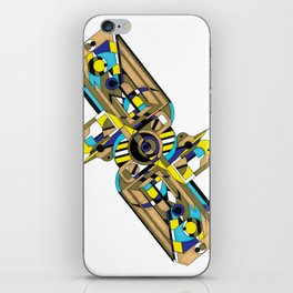 thE E Y E iPhone Skin