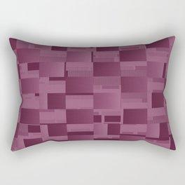 UpscaleNeo 09 Rectangular Pillow