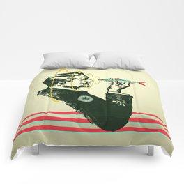 Hypnotic sardine  Comforters
