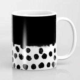 Black Ink Coffee Mug